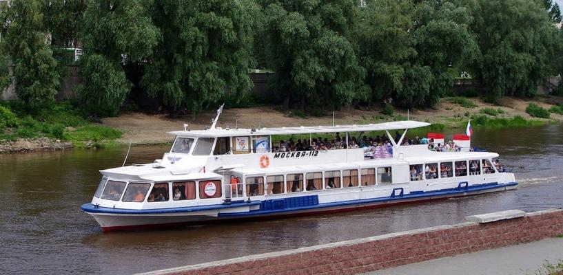 В Омске теплоходы будут отправляться с другой стороны реки Омь