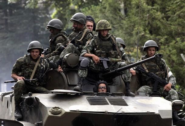 Донецкая республика опровергла сообщение Порошенко о вводе российских войск