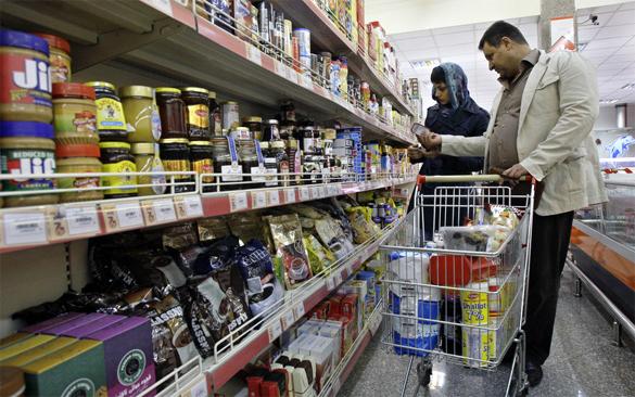 В Омской области цены на продукты выросли на 30%
