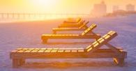 На центральном пляже в Омске будут бесплатно выдавать новые лежаки