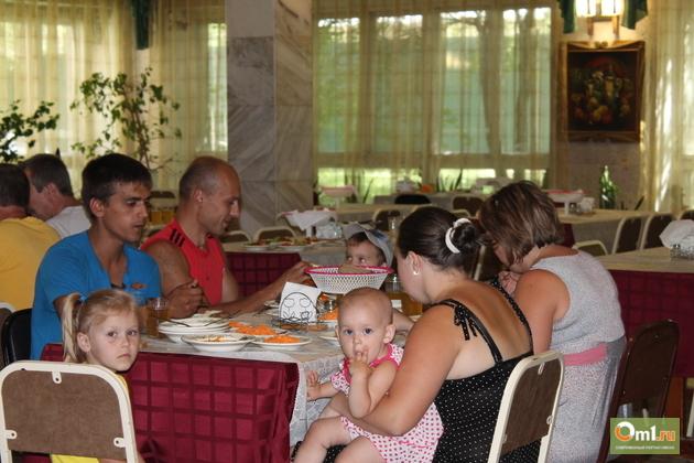 Еще девять пунктов размещения для беженцев откроются в Омской области