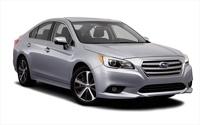Стало известно, как будет выглядеть новый седан Subaru Legacy