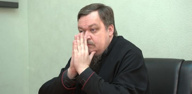 «Все началось с разногласий по Донбассу»: Всеволод Чаплин назвал истинную причину своей отставки