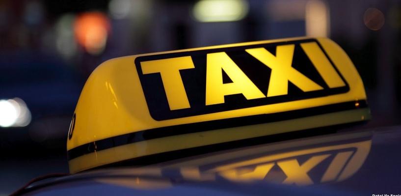 Под Омском пьяный мужчина угнал машину такси