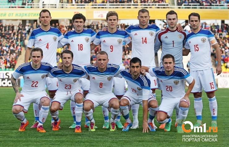 Сборная России заняла 19-е место в июньском рейтинге FIFA