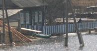 В Омской области в зоне паводка остаются восемь сел