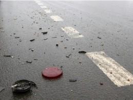 В Омске на Завертяева иномарка врезалась в маршрутку