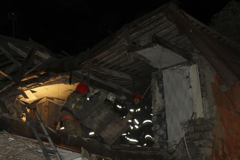 Для жильцов взорвавшегося дома в Омске создано 2 пункта временного размещения