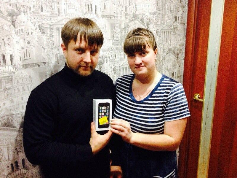 Абоненты «Дом.ru» выиграли 12 iPhone 5S за оплату услуг через QIWI