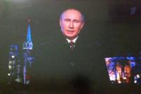 В новогоднем обращении Путин умолчал о терактах в Волгограде
