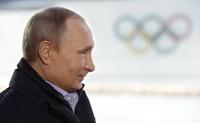 Сочинская Олимпиада покажет миру новую Россию