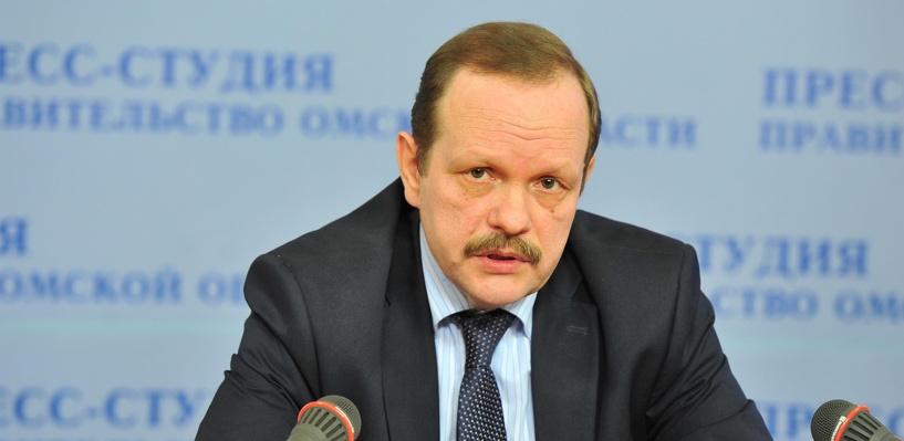 Богдан Масан вернулся на работу в правительство Омской области