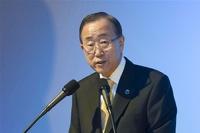 Пан Ги Мун обвинил Асада в преступлениях против человечности