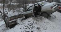 В Омской области при столкновении автомобилей ВАЗ и УРАЛ погиб водитель