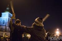 В Киеве во время «Евромайдана» пострадали более сотни человек