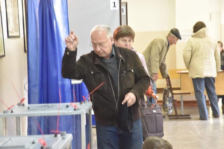 За нового губернатора пришли проголосовать уже больше 4,5% омичей