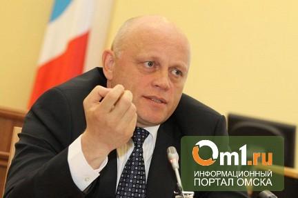 Назаров создаёт в омском правительстве отраслевые центры управления