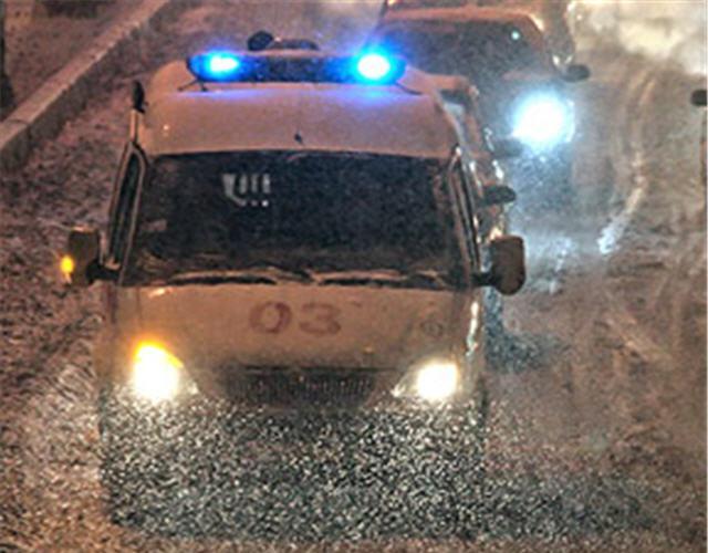 В Омской области новогоднее застолье закончилось поножовщиной