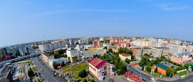 В Омске за «Маяковским» вырастет высотка, похожая на чемодан