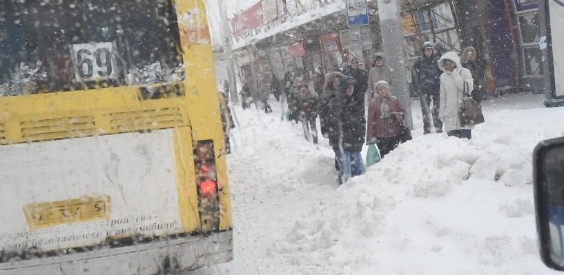 Омскому октябрьскому снегопаду синоптики могут дать имя