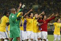 Бразилия выиграла Кубок конфедераций по футболу