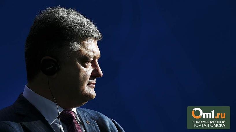 Порошенко собирается вернуть на Украине мир через три месяца