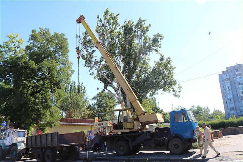 Мэрия Омска очистила 226 земельных участков от незаконных объектов