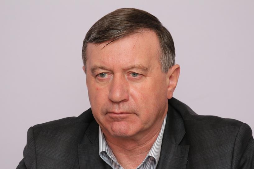 60-летний юбилей отмечает министр сельского хозяйства и продовольствия Омской области Виталий Эрлих