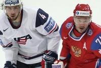 Российские хоккеисты вырвали победу у сборной США