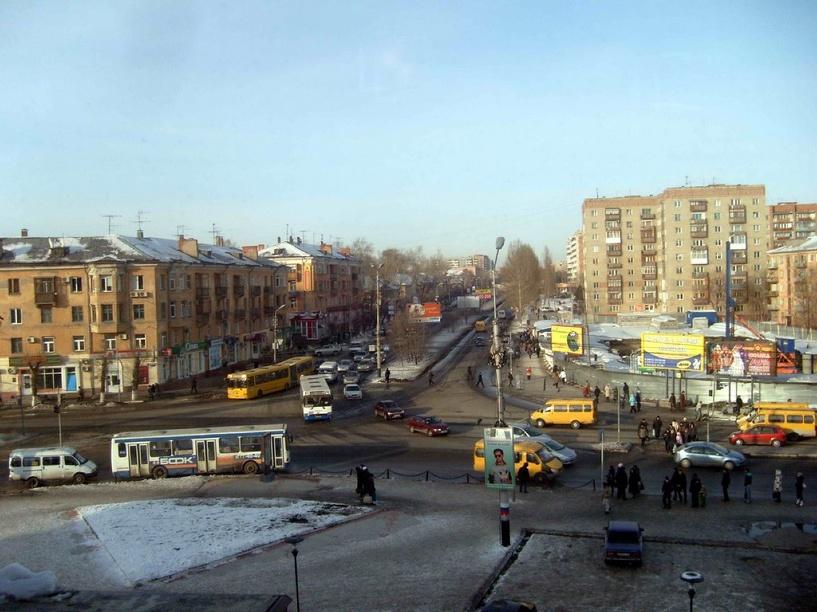 Проспект Мира в Омске хотят расчистить от рекламы