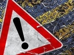 Неопытный водитель устроил ДТП на трассе в Омской области