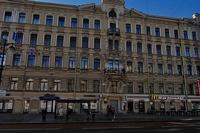 В Санкт-Петербурге возле «Макдональдса» взорвался пакет