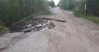 В Омске найдут хозяев дорогам, ведущим к дачным участкам
