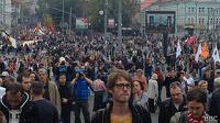 В Москве начался марш оппозиции