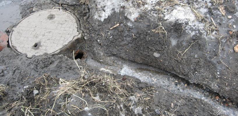 «Росводоканал Омск» зафиксировал случаи сброса паводковых вод в городскую систему канализации