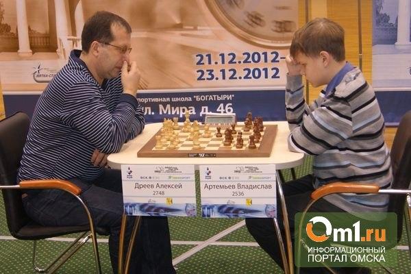 15-летний омский «Каспаров» сыграет на чемпионате мира по быстрым шахматам