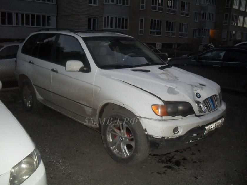 ВОмске шофёр иномарки сбил дорожника насмерть иуехал