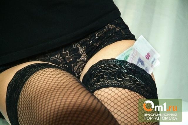 В Омске проститутки украли у своего клиента 72 тысячи рублей