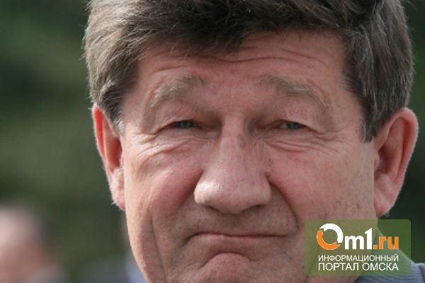 Мэра Омска по ошибке «посадили под домашний арест»
