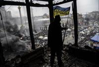 Киевляне массово покидают город