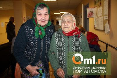 В Омске одиноких стариков будут отдавать в приемные семьи