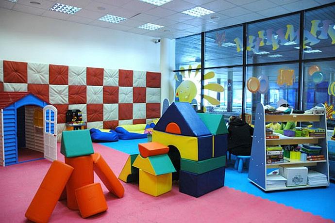 В Омской области открывают еще один детский сад