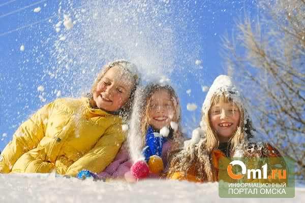 500 омских детей проведут новогодние каникулы в санаториях