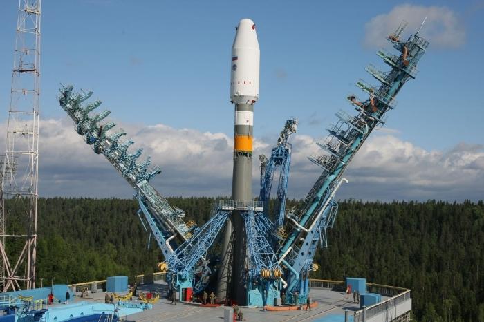 Опять неудача: разгонный блок «Фрегат» для космического спутника уронили при перевозке
