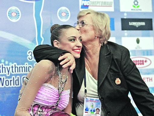 Омский тренер по художественной гимнастике может получить национальную премию