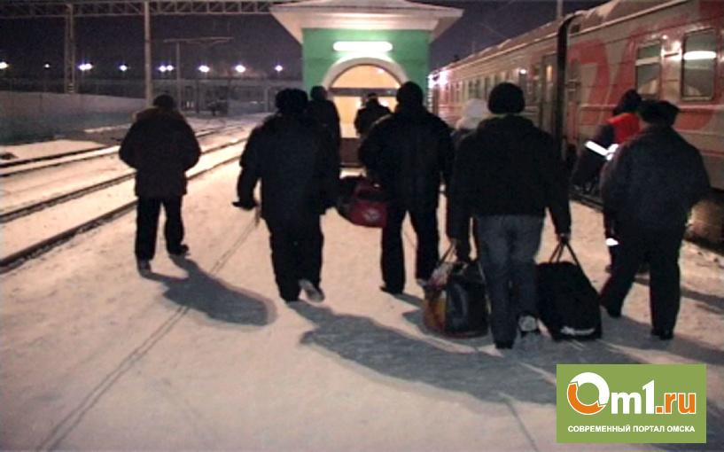 В Омске задержали вахтовика, задолжавшего 900 тысяч рублей алиментов