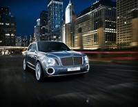 Bentley через три года выпустит внедорожник за 190 тысяч долларов