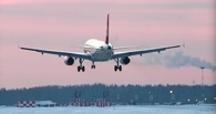 Омский аэропорт возобновил работу после непогоды