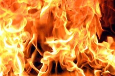 В Омске на 1 апреля женщина обгорела по вине своего сожителя