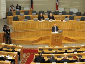 Назаров пообещал построить в Омской области 14 детсадов в следующем году